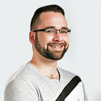 Assistenztrainer Fabian Schulze-Holzweißig